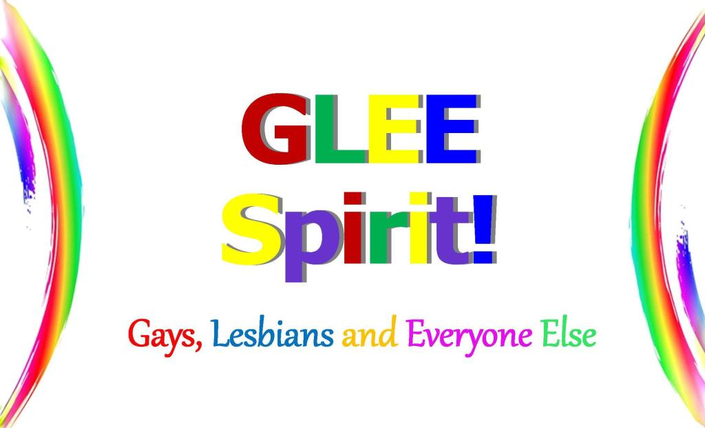 Glee Spirit Logo