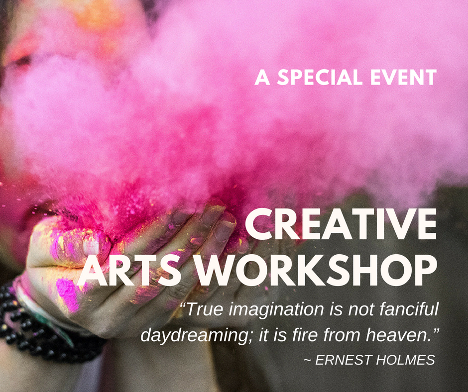A Creative Arts Workshop
