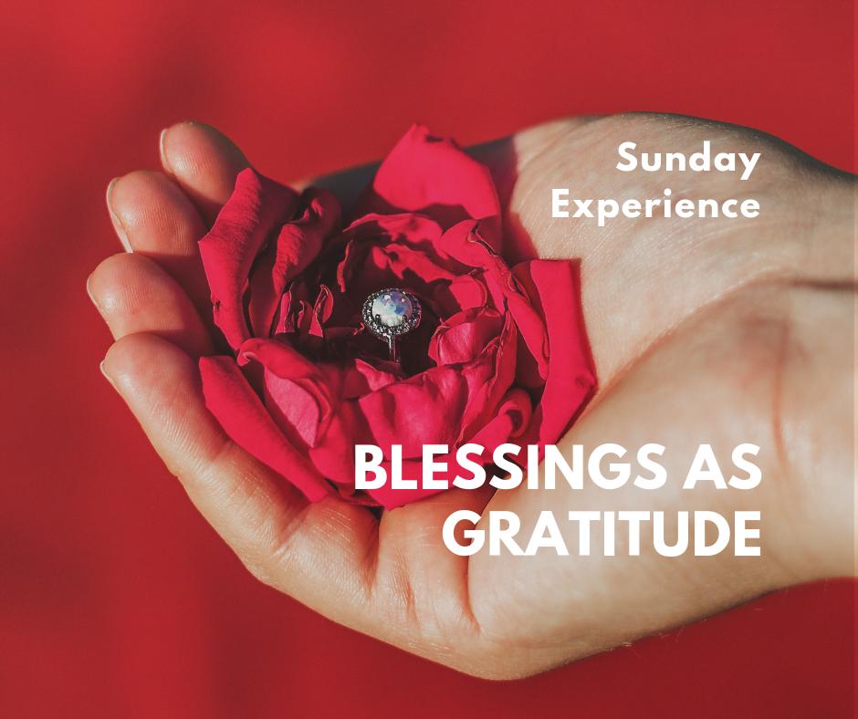 Blessing as Gratitude