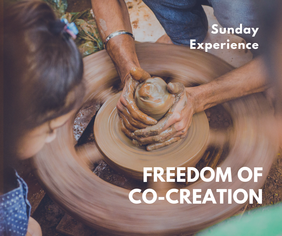 The Freedom of Co-Creation