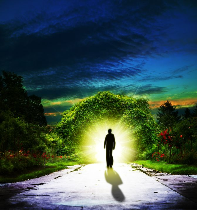 A Spiritual Stretch – Beyond the Backyard