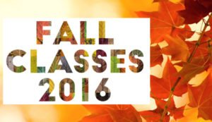 Fall Classes Banner for Web